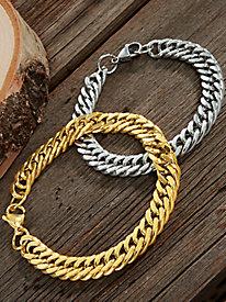 Link Bracelets set of 2