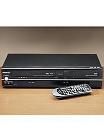 Toshiba VCR/DVD Player