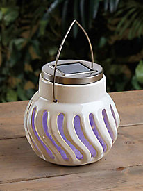 Solar-Powered Bug Zapper