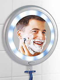 Ideaworks� LED Fogless Shower Mirror