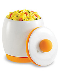 Egg-Tastic™ Ceramic Microwave Egg Cooker