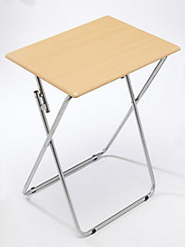 Uniqueware Folding Wooden Side Table