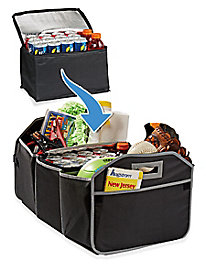 Trunk Organizer with Cooler Insert
