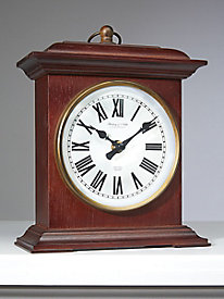 Better Homes and Gardens� Traditional Mantle Clock