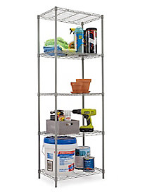 Home Basics™ Steel Storage Shelves