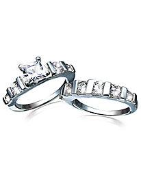 DiaFlame� Ring Set
