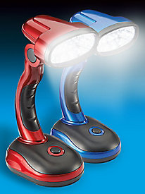 12-LED SUPER-BRITE Desk Lamp