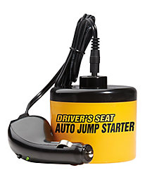 Driver's Seat Auto Jump Starter