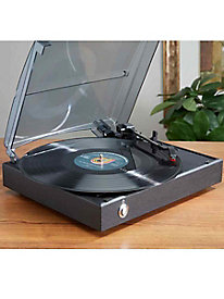 3-Speed Vinyl Turntable