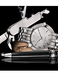 Stradivario Collection Watch Knife Pen