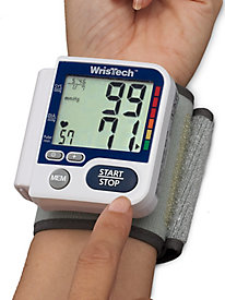 WrisTech� Blood Pressure Monitor