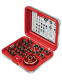 25-Pc. Ratchet Set