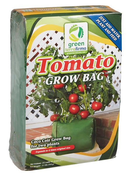 green terrafirma tomato grow bag haband. Black Bedroom Furniture Sets. Home Design Ideas