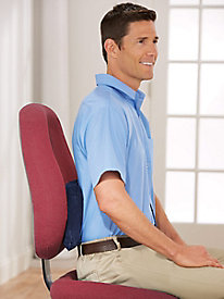 North American Health Wellness� Self-Inflating Lumbar Cushion