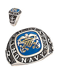 U.S. Armed Forces Serviceman Rings