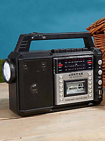 Cassette Recorder & Audio Player