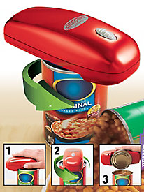 Touch-O-Magic™ Automatic Can Opener