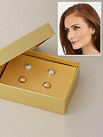 Acu-Slim Earring Set