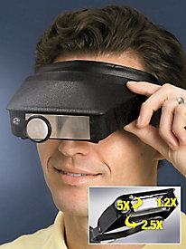 Magnifier Visor
