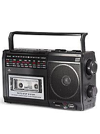 Reliant Classic Cassette Recorder & Audio Player