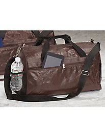 Leather Duffle Bags by Haband
