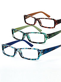 Optics Plus� Ladies' Reading Glasses 3-Pack