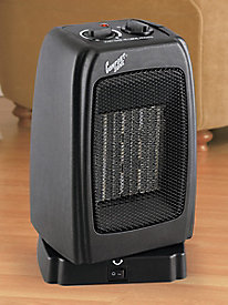 Comfort Zone� Ceramic Heater