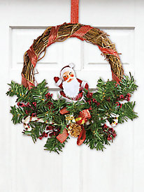 Holiday Wreath 2-Pc. Set