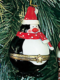 Porcelain Keepsake Ornaments