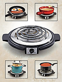 1000W Single Cooktop
