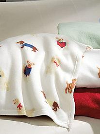 Cashmiracle� Fleece Blanket