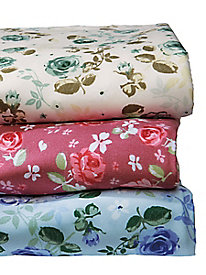 Platinum Collection Floral Sheet Sets