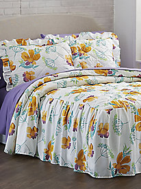 Platinum Collection� Satin Comforter