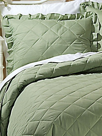 Quilted Shams