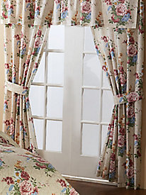 The Comfort Collection Coordinating Curtains