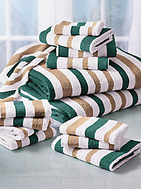 14-PC Cotton Terry Towel Set