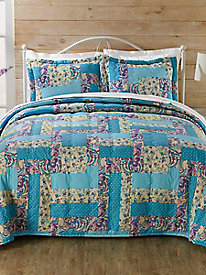 Fully-Quilted Bedspreads