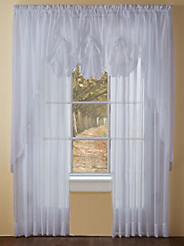 Milan Voile Sheer Curtains