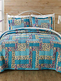 Sham for Quilted Bedspread