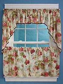 Geranium Curtains