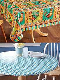 Classic or Fitted Tableclothes