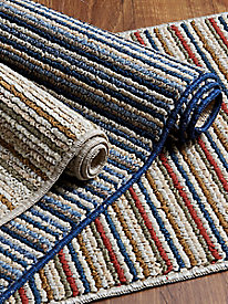 Striped Accent Rug