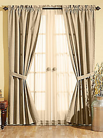 Chelsea Pole-Top Drape Set