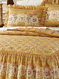 Sweet Retreat Cotton/Polyester Bedspread
