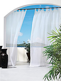 Casablanca Indoor / Outdoor Curtain
