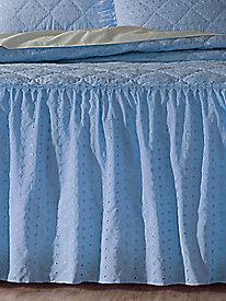 Eyelet Bedspread