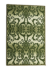 Damask-Look Rugs