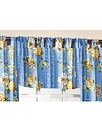 Chelsea Tab-Top Valance
