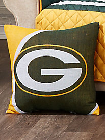 NFL Jaquard-Knit Pillow