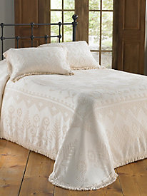 New England Tradition Bedspread & Shams